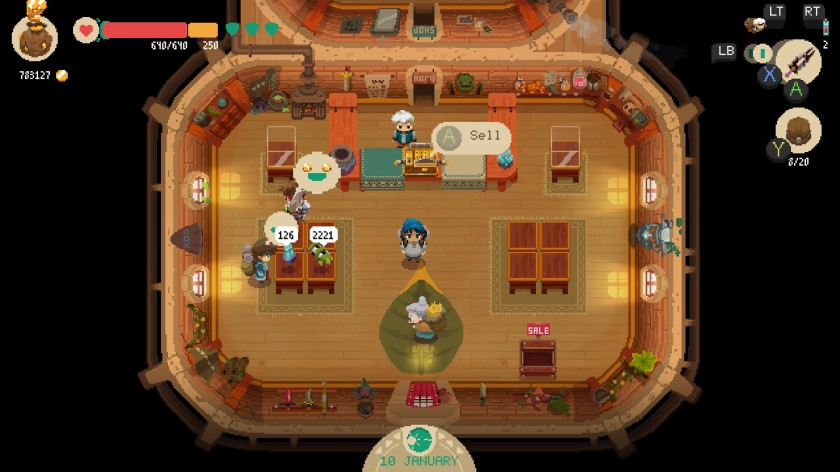 moonlighter inside shop