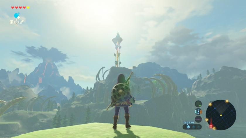 hyrule view