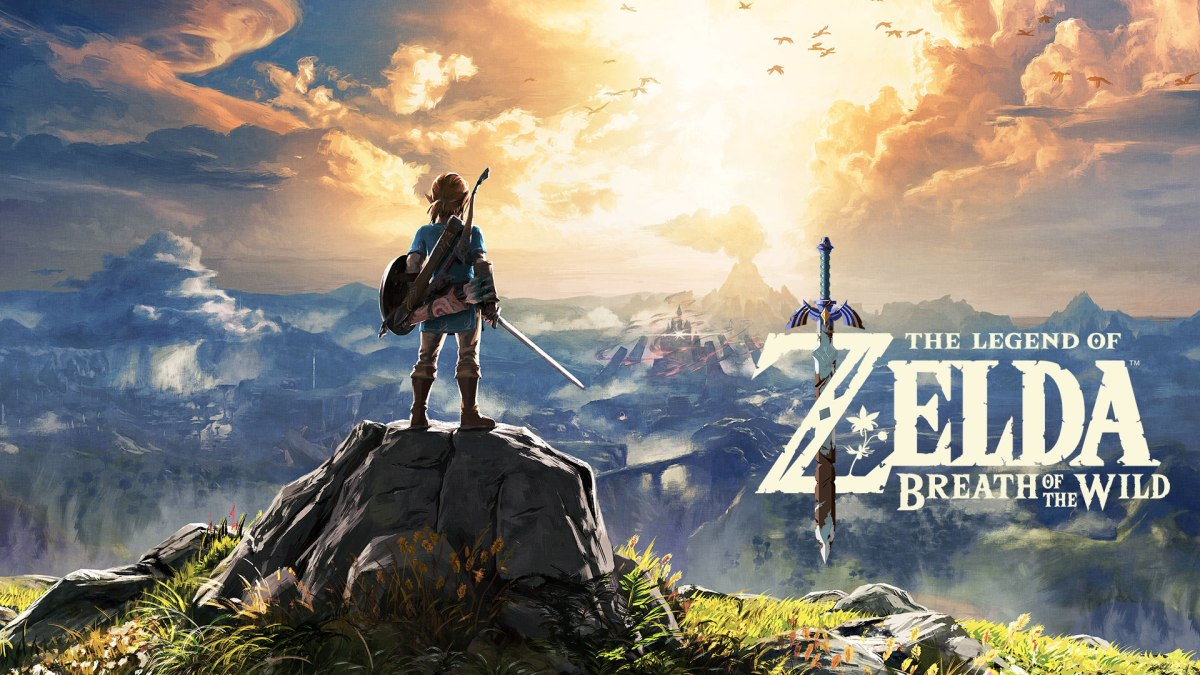 Overdue Review: The Legend of Zelda: Breath of the Wild